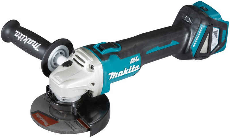 Makita Akku-Winkelschleifer »DGA511Z«, max. 8500 U/min, ohne Akku und Ladegerät
