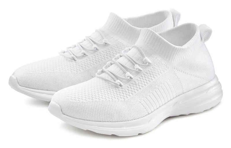 LASCANA Sneaker ultraleicht und bequem zum Reinschlüpfen