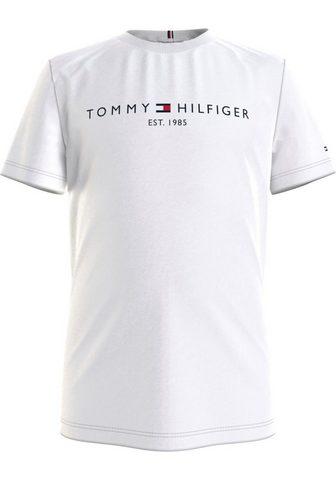 TOMMY HILFIGER Marškinėliai su kleiner Stickerei