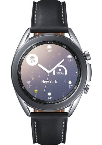 Samsung Galaxy Watch 3 Edelstahl 41 mm Bluetoo...
