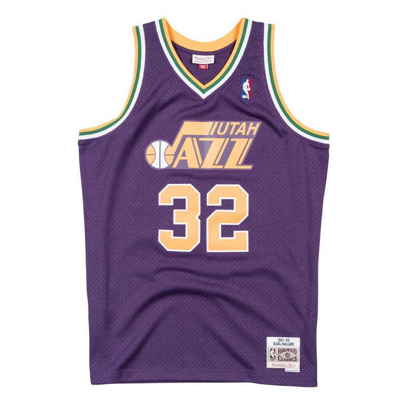 Mitchell & Ness Basketballtrikot »Karl Malone Utah Jazz 199192 Swingman Jersey«