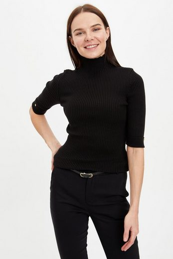 DeFacto Rollkragenpullover »DeFacto Damen Pullover«
