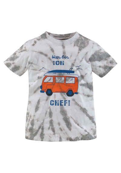 KIDSWORLD T-Shirt »Hier bin ICH CHEF!«
