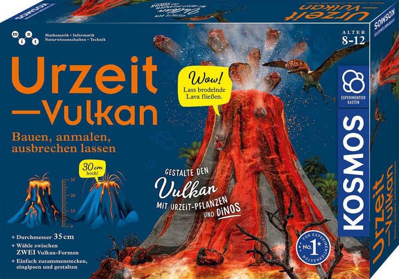 Kosmos Experimentierkasten »Urzeit-Vulkan«, Made in Germany