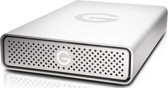 G-Technology G-DRIVE mit USB-C »Zuverlässiger Speicher mit Stil & hoher Kapazität«