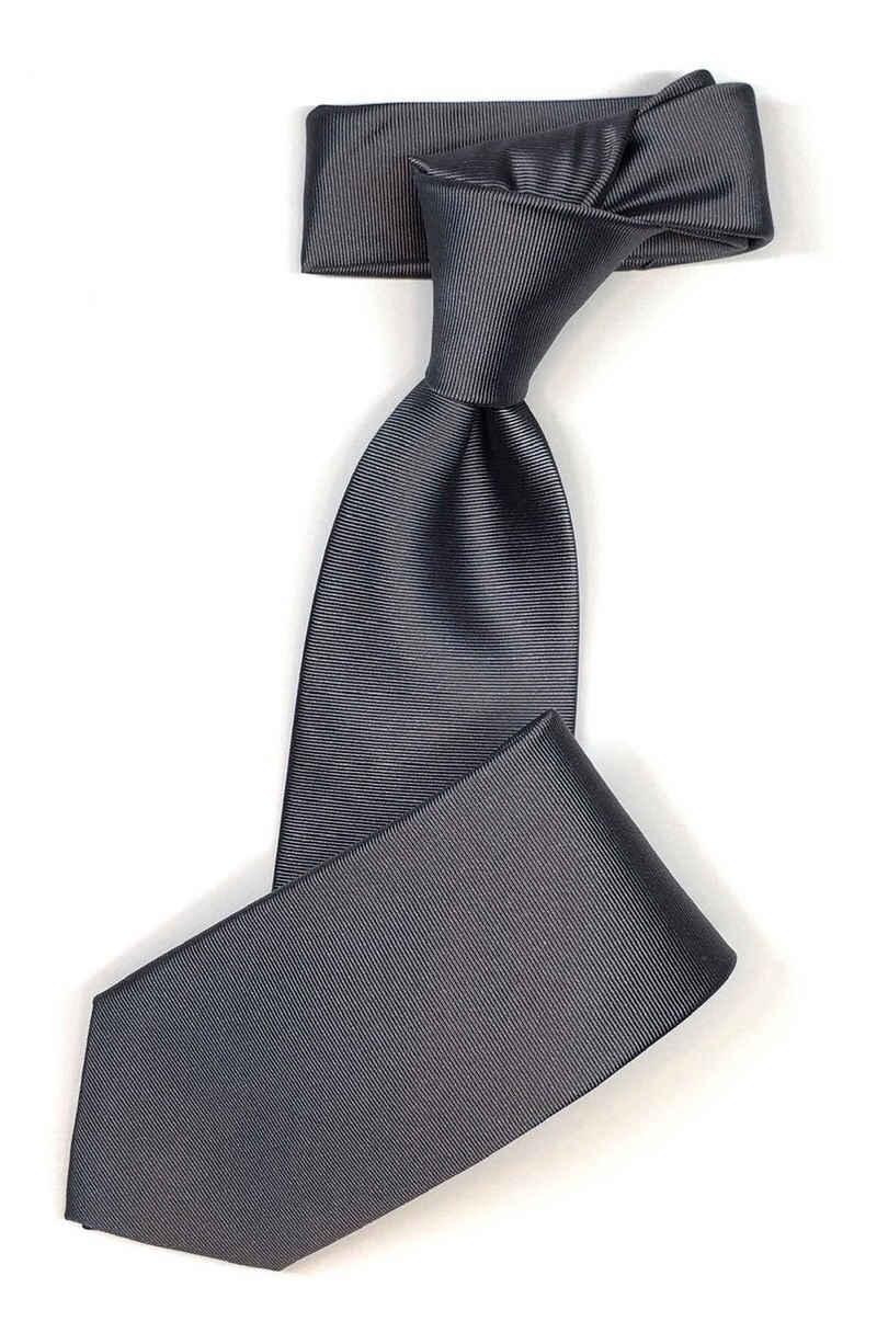 Seidenfalter Krawatte »Seidenfalter 7cm Uni Krawatte« Seidenfalter Krawatte im edlen Uni Design