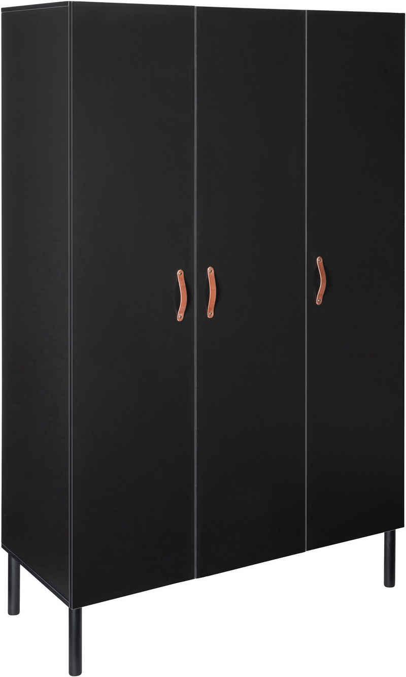 Schardt Kleiderschrank »Camiel Black« 3-türig; Made in Germany