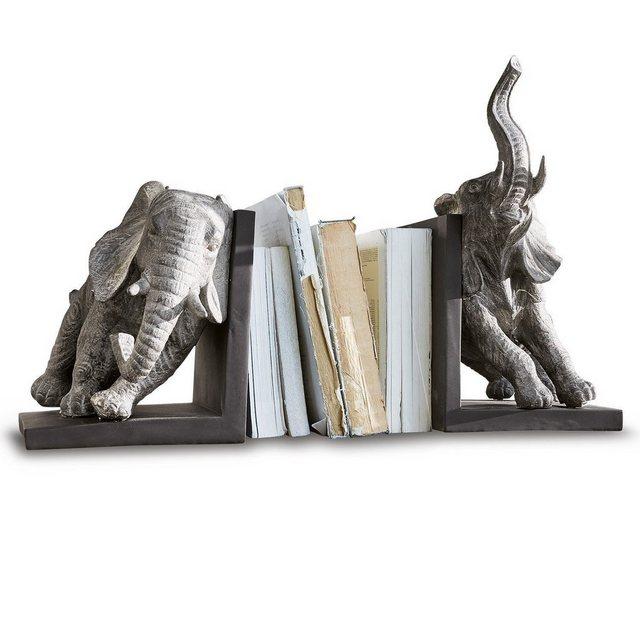Mirabeau Dekofigur »Elephants« | Dekoration > Figuren und Skulpturen | Mirabeau