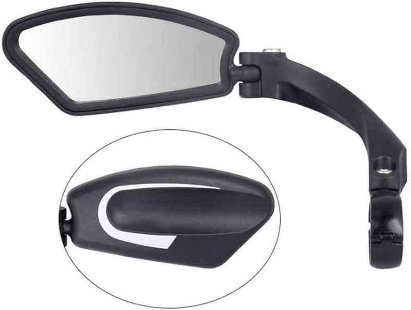 Favson Fahrradreflektor »Fahrrad Spiegel Fahrradspiegel Fahrradrückspiegel für E-Bike und Fahrrad Fahrrad-Rückspiegel für Lenker«