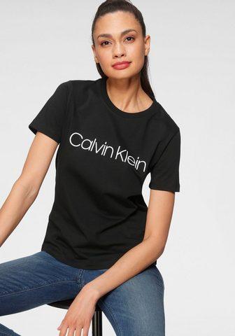 Calvin Klein Palaidinė apvalia iškirpte »CORE LOGO ...