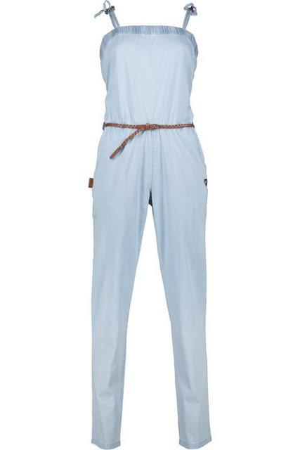 Hosen - Alife Kickin Jumpsuit › blau  - Onlineshop OTTO