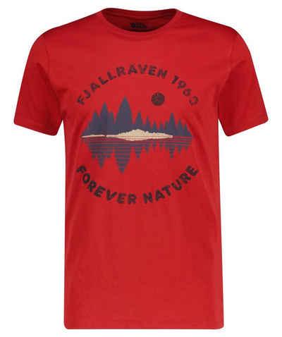 "Fjällräven T-Shirt »Herren T-Shirt ""Forest Mirror""«"