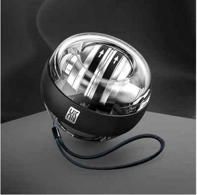 Hi5 Fitnessrolle »Hand- und Unterarmtrainer für Sport und Alltag Krafttrainer mit gummiertem Griffbereich & Leuchtfunktion - 3 Farboptionen«