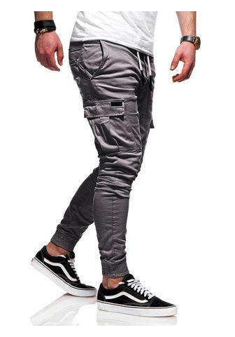 behype Kišeninės kelnės »LANE« su elastingas ...