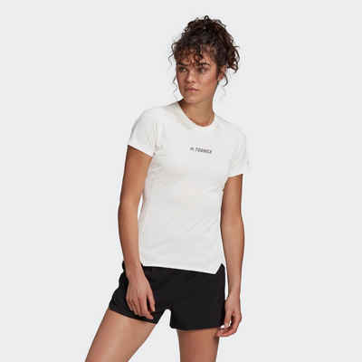 adidas TERREX T-Shirt »TERREX Parley Agravic Trail Running All-Around T-Shirt«
