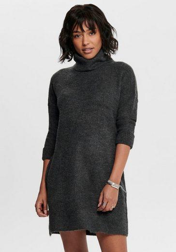 Only Strickkleid »ONLJANA L/S COWLNCK DRESS«