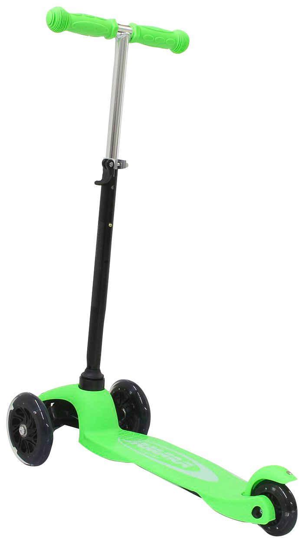 Jamara Dreiradscooter »KickLight«, für Kinder ab 3 Jahre, BxTxH: 23x53x66 cm