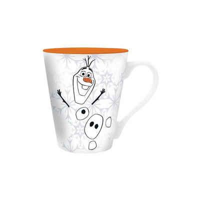 Disney Frozen Tasse »Disney Die Eiskönigin 2 Tasse Olaf, 250 ml«