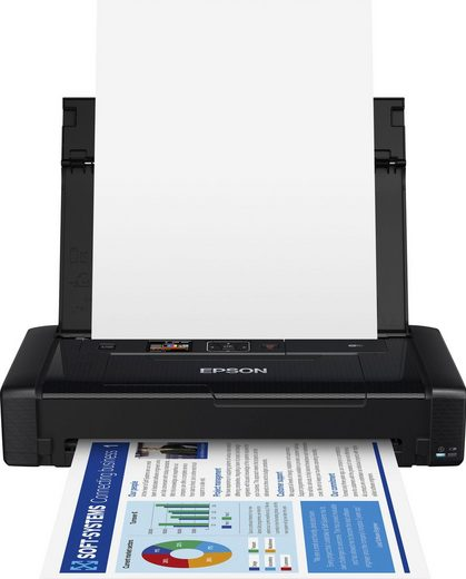 Epson WorkForce WF-110W WLAN-Drucker, (WLAN (Wi-Fi)