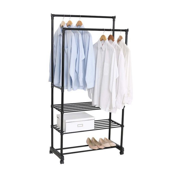 Kleiderständer und Garderobenständer - HTI Line Kleiderständer »Kleiderständer Lena 3«  - Onlineshop OTTO