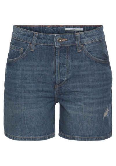edc by ESPRIT Damen Jeans-Shorts