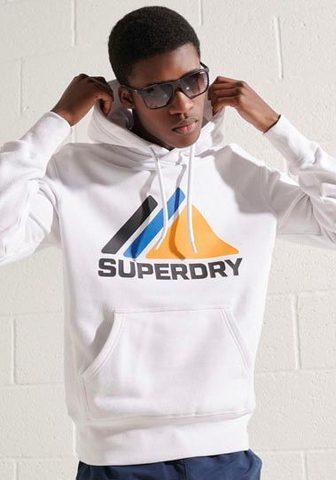 Superdry Sportinis megztinis su gobtuvu »MOUNTA...