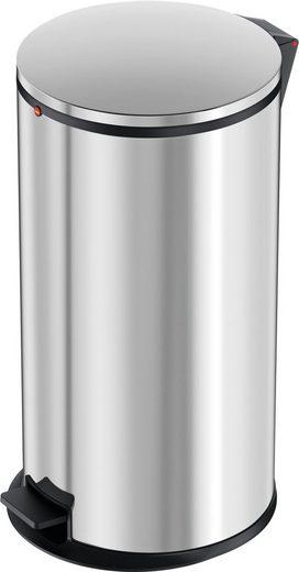 Hailo Mülleimer »Pure XL«, edelstahlfarben, Fassungsvermögen ca. 44 Liter