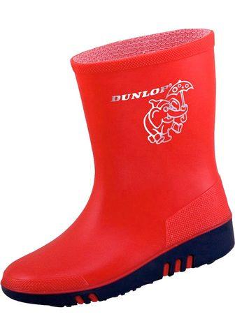 Dunlop »K131510« guminiai batai Mini rot/blau...