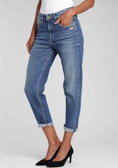 GANG Mom-Jeans »GLORIA« lässiger Momfit im 5-Pocket Style