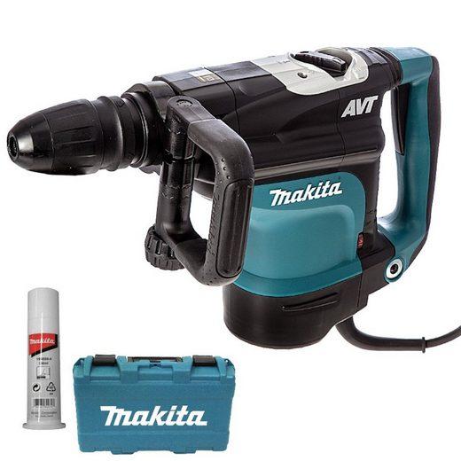 Makita Bohrmaschine »Kombihammer MAKITA HR4511C für SDS-MAX 1300W Bohrh«, 230 V, max. 2900 U/min