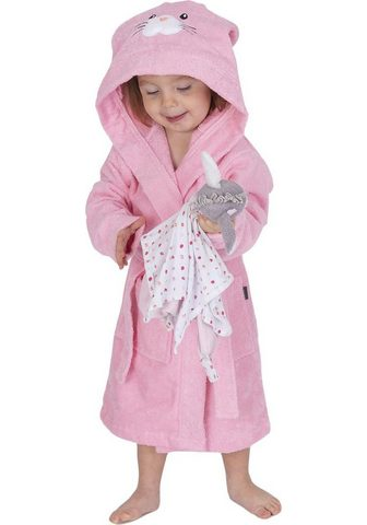 Wewo fashion Kinderbademantel »8024« su niedlicher ...