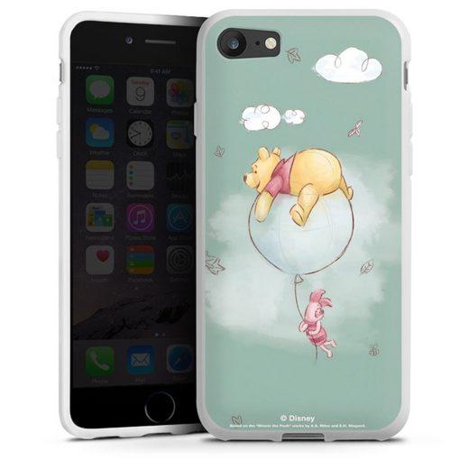 DeinDesign Handyhülle »Uncheered by a balloon« Apple iPhone 7, Hülle Winnie Puuh Disney Bär
