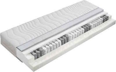 Taschenfederkernmatratze »DuraFlex«, ADA premium, 19 cm hoch, 330 Federn