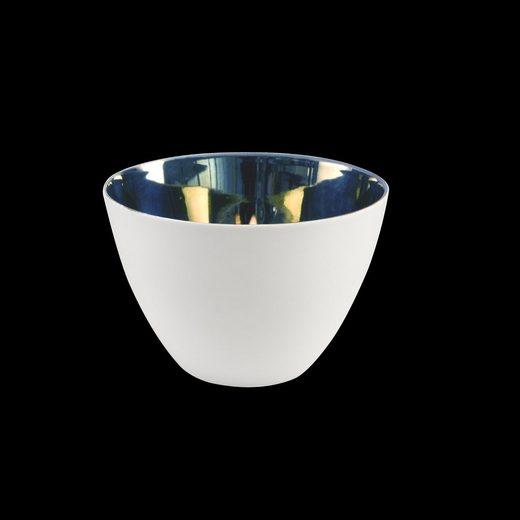 Kaiser Porzellan Windlicht »Windlicht Silbergedampft«