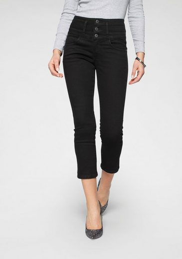 Arizona 7/8-Jeans »mit extra breitem Bund« High Waist