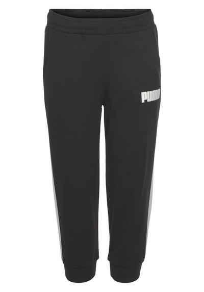 PUMA Jogginghose »Alpha 3/4 Pants JS cl Girls«