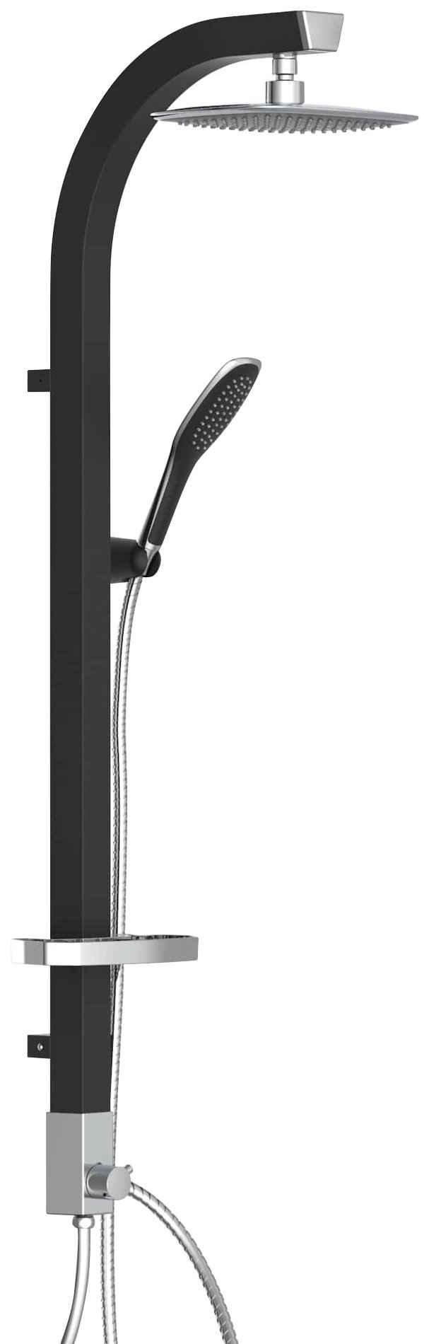 Schütte Brausegarnitur »Madagaskar«, Höhe 123 cm, Durchmesser 17,5 cm