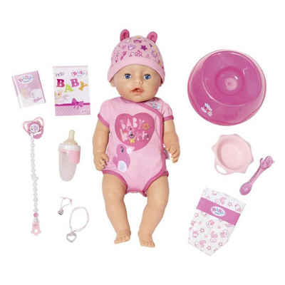 Zapf Creation® Babypuppe »Zapf 826065 - BABY born - Puppe, Soft Touch, 43 cm, Girl«