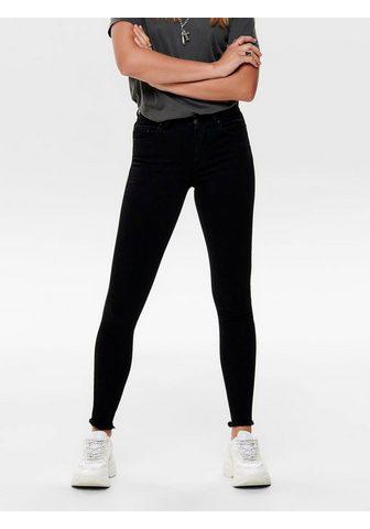 Only Ankle-Jeans »BLUSH« ausgefranste Säume...