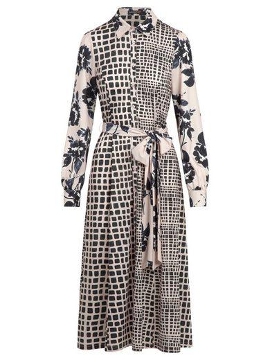 Apart Jerseykleid mit Allover-Print