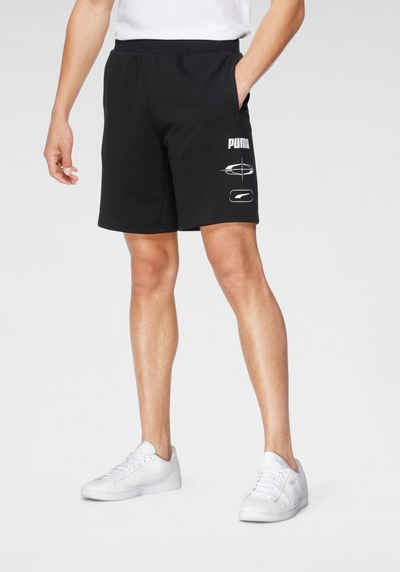 "PUMA Sweatshorts »Rebel Shorts 9""«"