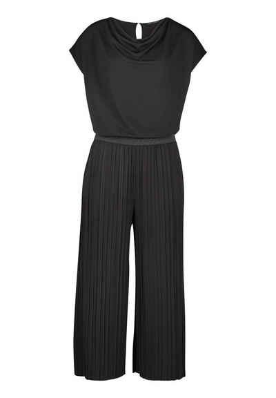 Betty Barclay Jumpsuit »mit Wasserfallausschnitt« Material