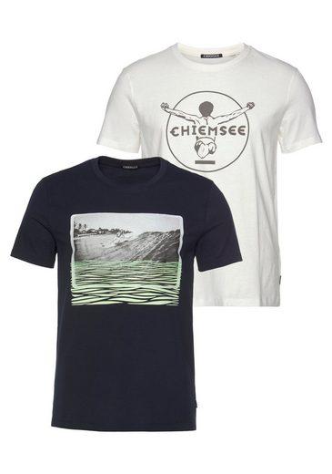 Chiemsee T-Shirt (2-tlg., 2er-Pack)