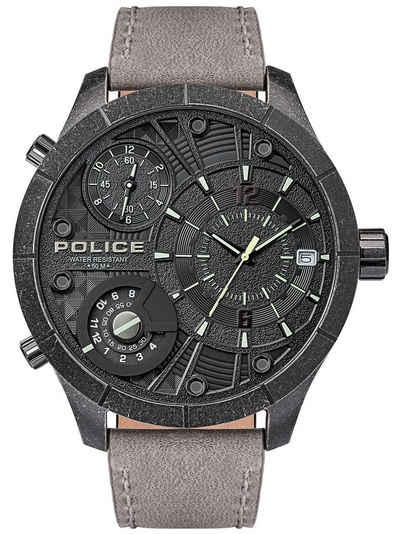 Police Quarzuhr »Police Herren-Uhren Analog Quarz«