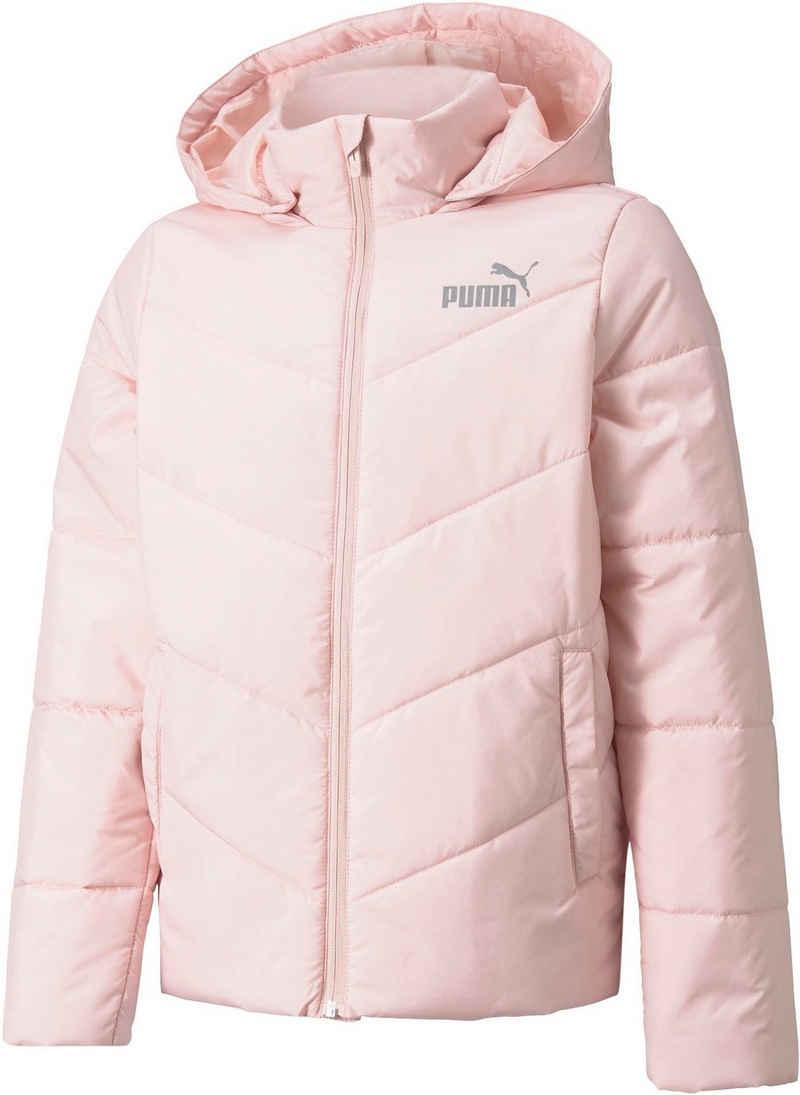 PUMA Steppjacke »ESS Padded Jacket Girls«