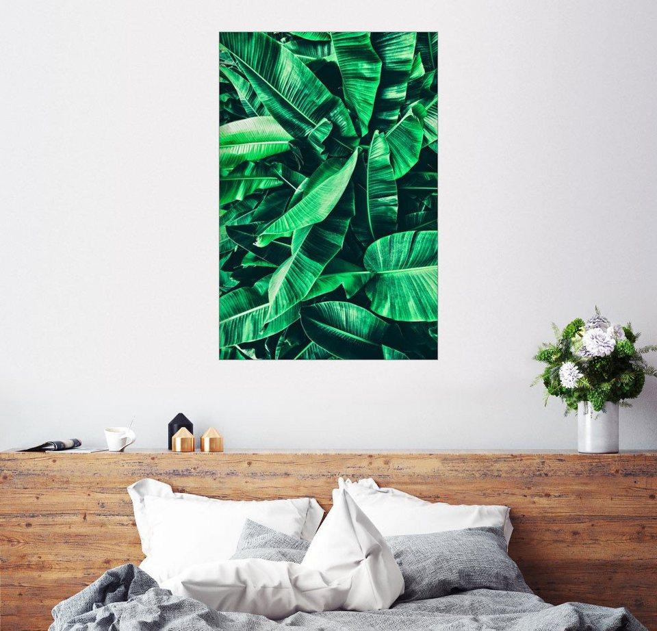 Posterlounge Wandbild, In Meditation online kaufen | OTTO