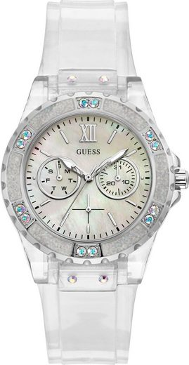 Guess Multifunktionsuhr »LIMELIGHT, GW0041L1«