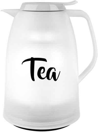 """Emsa Isolierkanne »Mambo«, 1 l, schönes Design mit """"Tea"""" Schriftzug, Made in Germany"""