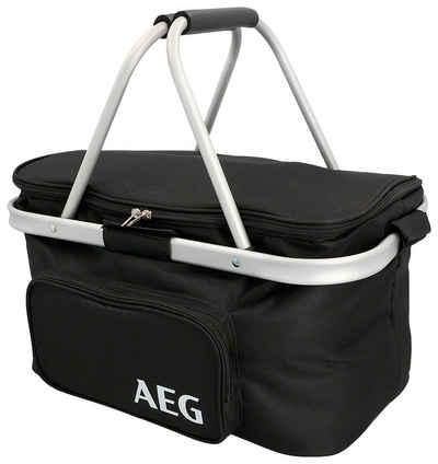 AEG Kühltasche KS 26 26l, 26 l, Elektrische Kühlung – keine Kühlakkus erforderlich