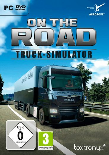On the Road - Truck Simulator PC
